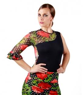 Flamenco Dance Maillot