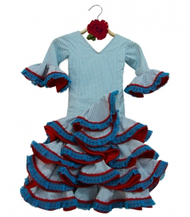 Flamenco dress for girls