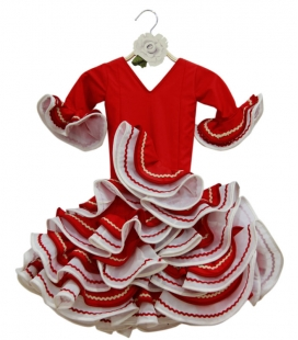 Baby Flamenco Clothes and Spanish Dress