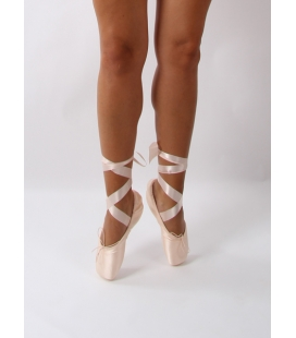 Ballet shoes for advanced