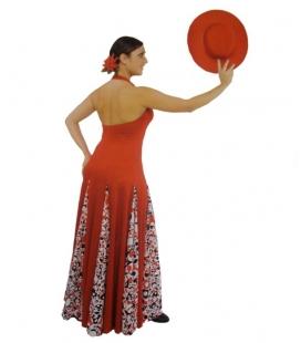 Flamenco Costume Godet for practicing flamenco
