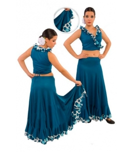 Flamenco skirt model EF092