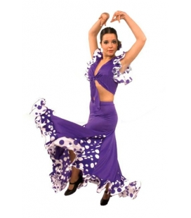 Flamenco skirt model EF124