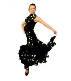 Flamenco skirt model EF128