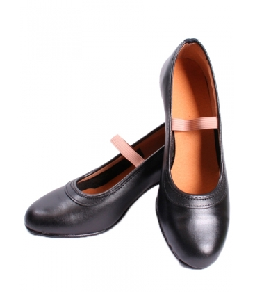 Flamenco Shoe Made Of Leather