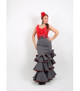Flamenco skirt Azucena Chester