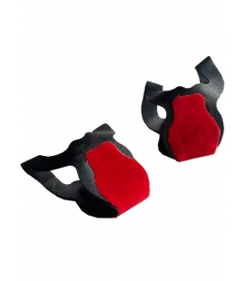 Mutes for castanets