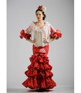 Flamenco dress woman 2016 season