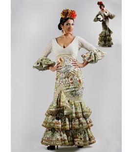 Flamenco dress for woman