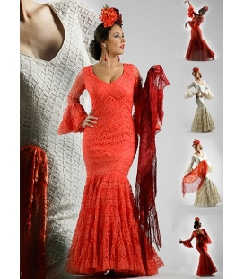 Flamenco Dress 2015 Julieta