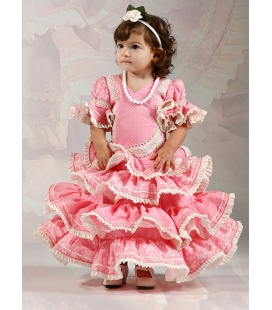 Flamenco Dress Girl Olalla