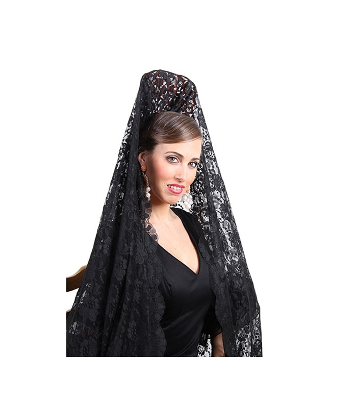 Mantilla Flamenco