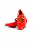 Flamenco Leather Shoes 2 Straps