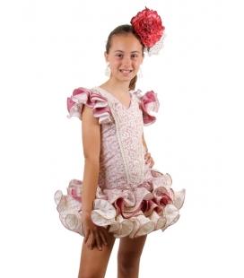 Girls Spanish Dress, Paola