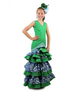 Girls Spanish Dress, Marifé