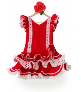 spanish flamenco dress