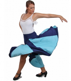 Flamenco Skirt, Model EF052