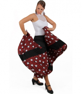 Flamenco Skirt, Model 145