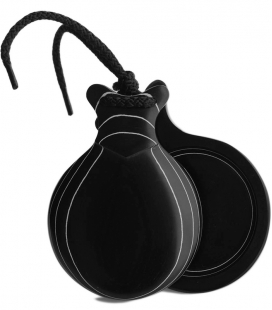 black castanets