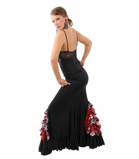 Flamenco Skirt, Model EF-218