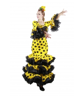 Flamenco Dresses, Bulerías