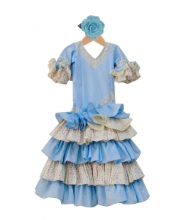 Girl Flamenco Dress