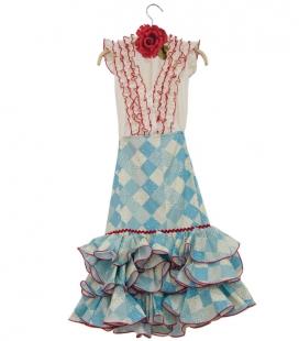 Girls Spanish Costume