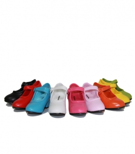 Flamenco Shoes for Girls