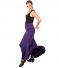 Flamenco Skirt Regular Waist, Mod: Sacromonte