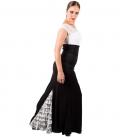 Lace Flamenco Skirt