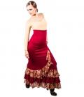 Flamenco Dance Skirt High - Estrella