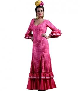 Classic Spanish dress