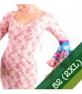 Flamenco Dress Size 52 (2XL)