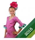 Girls Flamenco Dress 2015