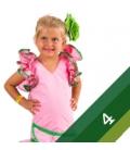 Flamenco Dresses Girl -Size 4