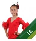 Flamenco Dresses Girl - Size 12