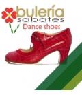 Flamenco Shoes Buleria Sabates
