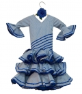 Girls Flamenco Dresses, Size 0