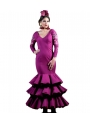 Spanish Dress 2018 Silvia Embroidered