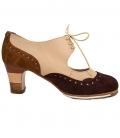 Professional flamenco shoes Zahara