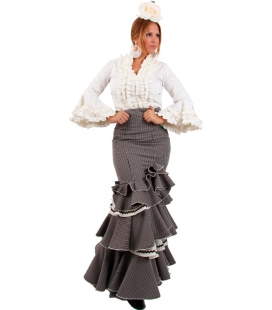 48cf88e8285d3 Flamenco Skirt and Flamenco Blouses - El Rocío