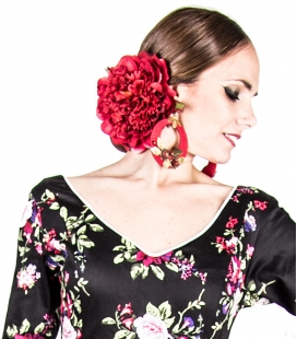 flamenco flowers