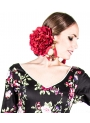 flamenco flowers