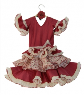 girls flamenco wear