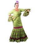 Womans Flamenco Dress for sale, Size 48 (XL)