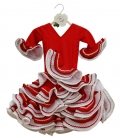 Baby Flamenco Clothes, Size 0