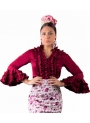 Frilly Flamenco Blouses