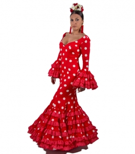 Flamenco dress 2018