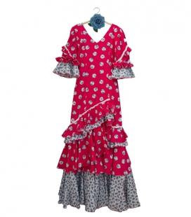 Kids Flamenco Costume