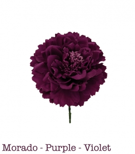 Flamenco Flowers, Small peonies